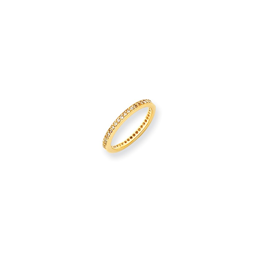 Jewelry Adviser rings 14k Eternity Band Mounting Size 4 at Sears.com