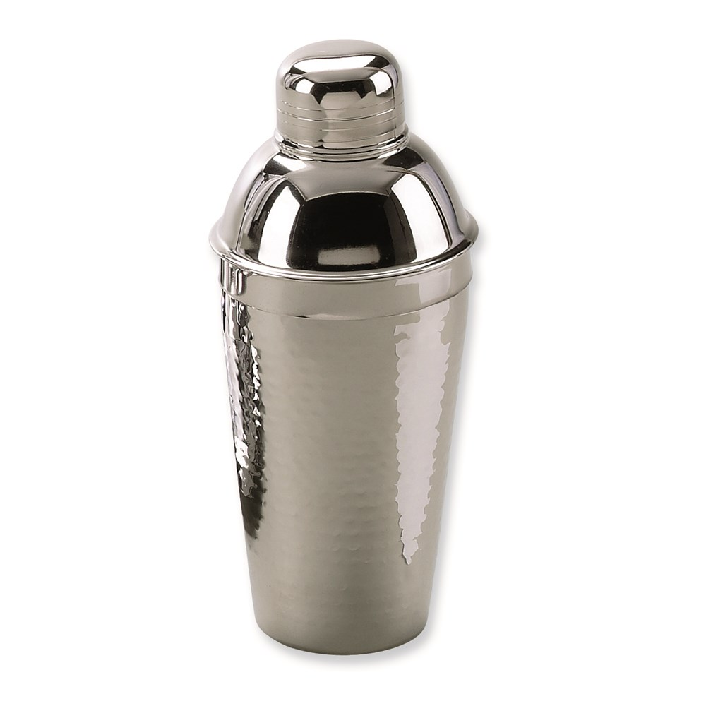 Jewelry Adviser Gifts 24 oz. Hammered Cocktail Shaker at Sears.com
