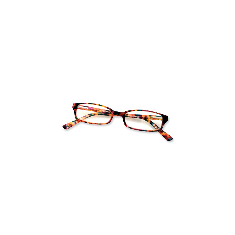 Jewelry Adviser Gifts Multi Color Tortoise 2.75 Magnification Reading Glasses at Sears.com