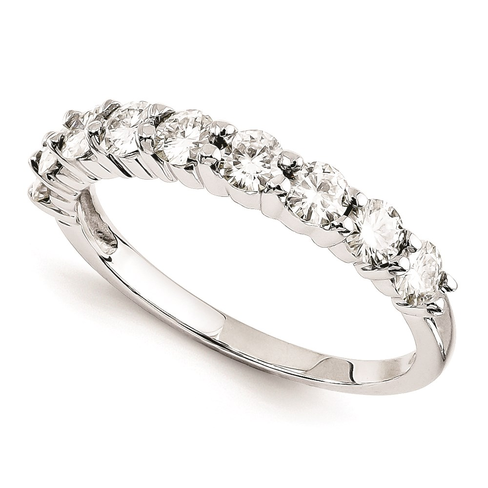 Jewelry Adviser rings 14kw Moissanite Ring at Sears.com