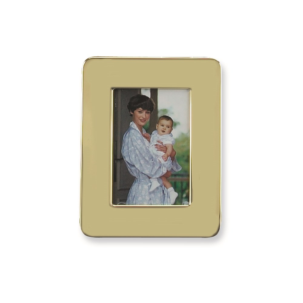 Jewelry Adviser Photo Frame Solid Brass 4x6 Photo Frame at Sears.com