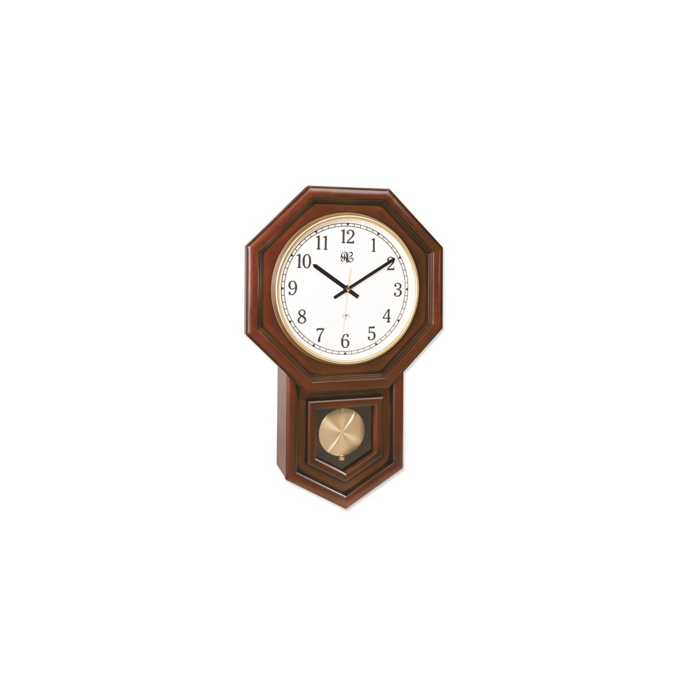 Jewelry Adviser Gifts Radio-controlled Schoolhouse Wall Clock at Sears.com