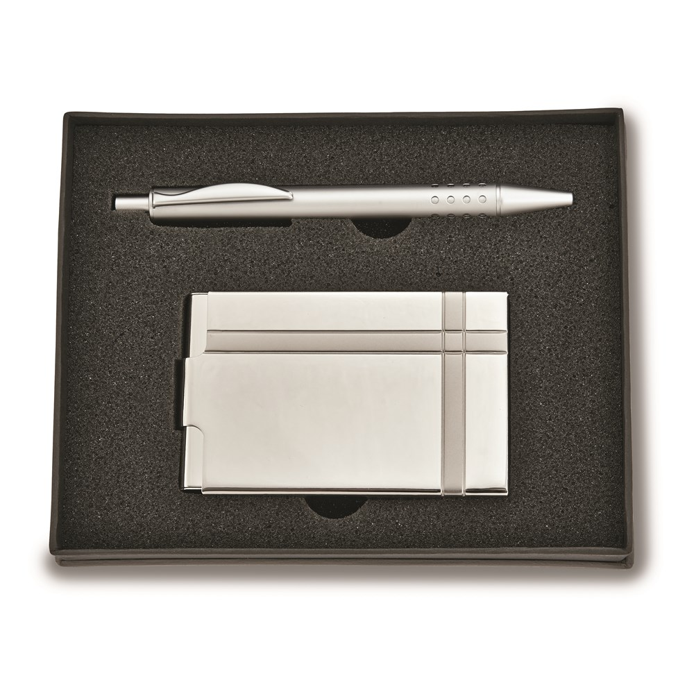 Jewelry Adviser Gifts Pen and Business Card Holder Set at Sears.com